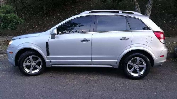 Chevrolet captiva sport platino sólo 48 mil km