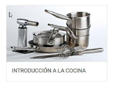 Curso introducción a la cocina - masterchef