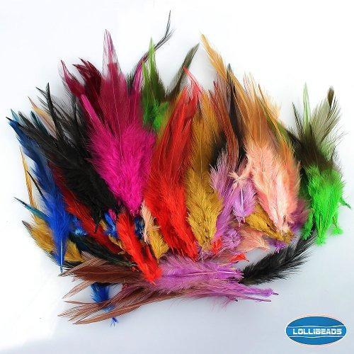 Lollibeads (tm) la naturaleza proyectos reales de plumas par