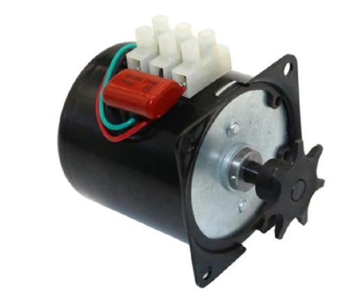 Motor incubadora 2.5 rpm 110 voltios 14 wats