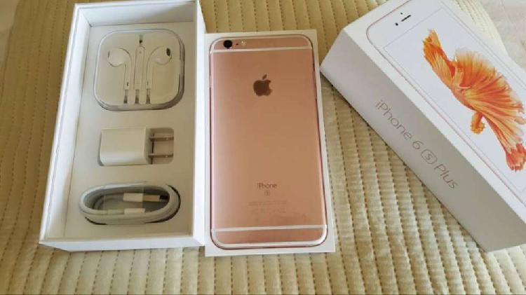 Orquidea naraja 6s plus iphone 64gb