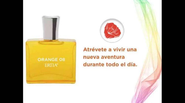 Perfume ertia orange 08 amway 50ml