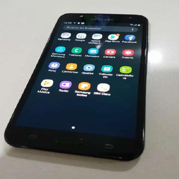 Samsung galaxy j7 neo duos, flash frontal, procesador 8