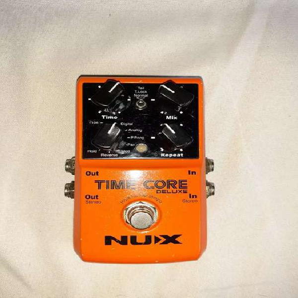 Time core deluxe, delay nux.