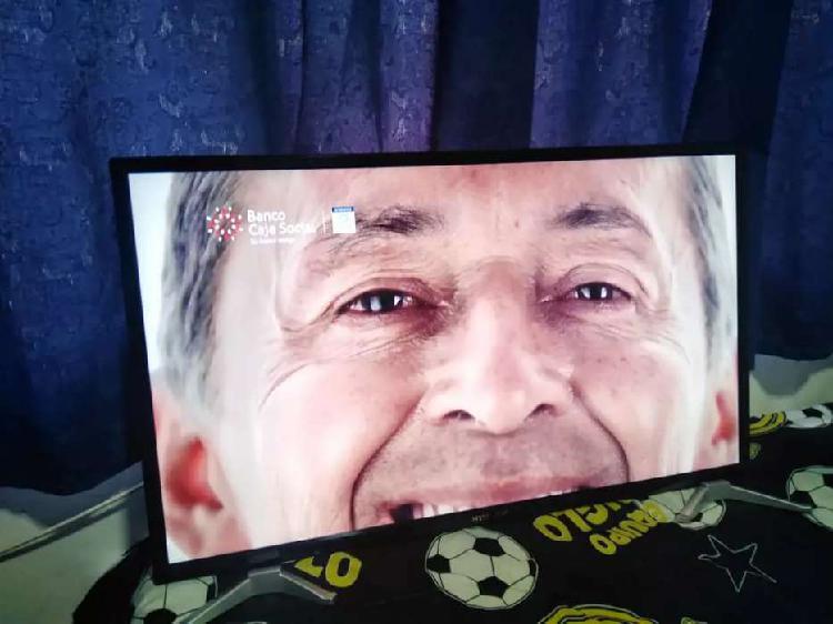 Vendo televisor de 40 pulgadas led