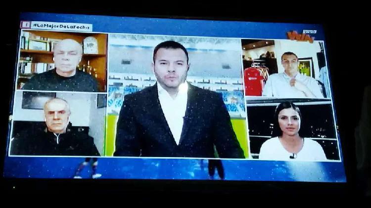 Tv smart tv marca hyundai 55 pulgadas