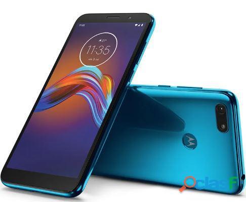 Motorola e6 play 32 gb como nuevo
