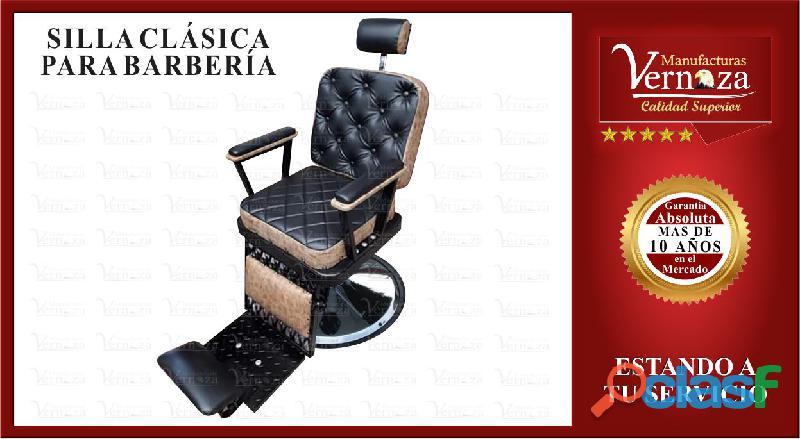 15 silla para barberia, cod1302