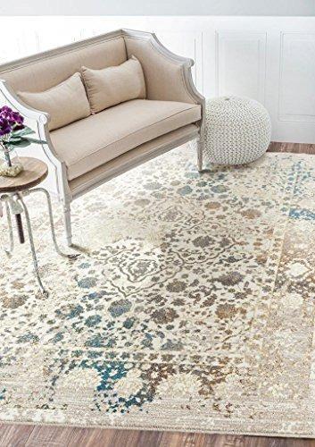 6495 área alfombra nueva moderna grande nuevo sintético cr
