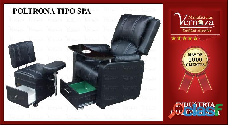 8 cod1201 excelente poltrona pedicure spa, cod1201