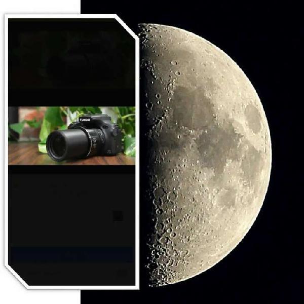 Canon sx60 hs. 65x zoom facil-compacta-profesional