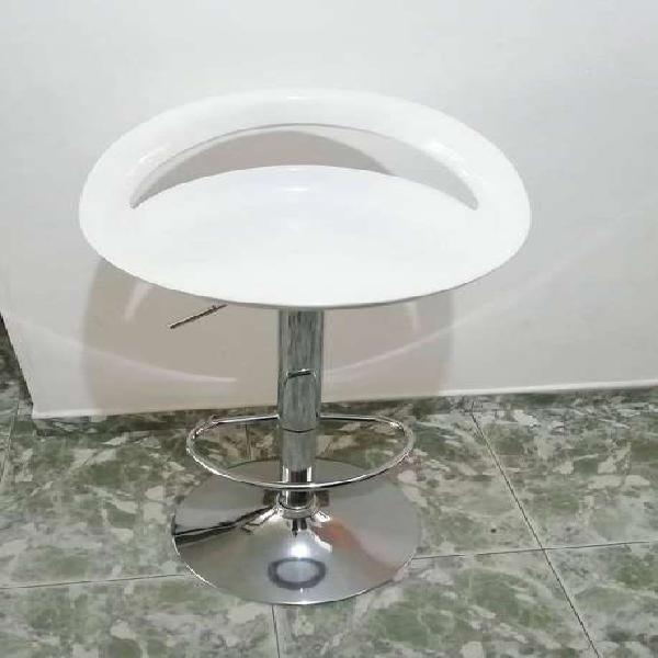 Silla bar usada