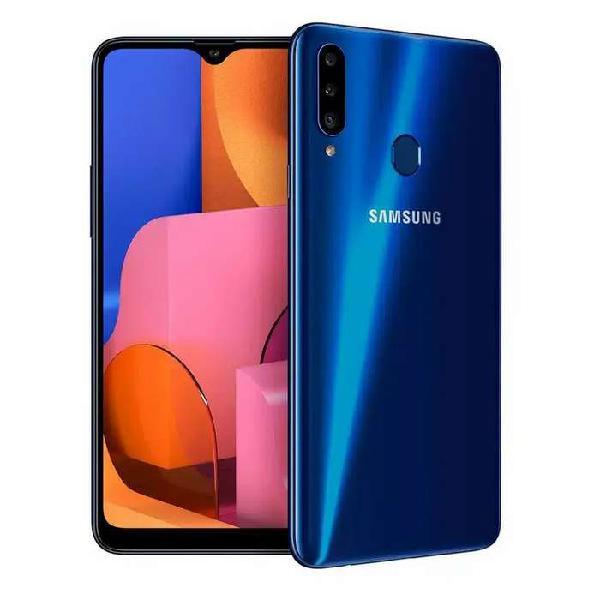 Samsung galaxy a20s 1 mes de uso