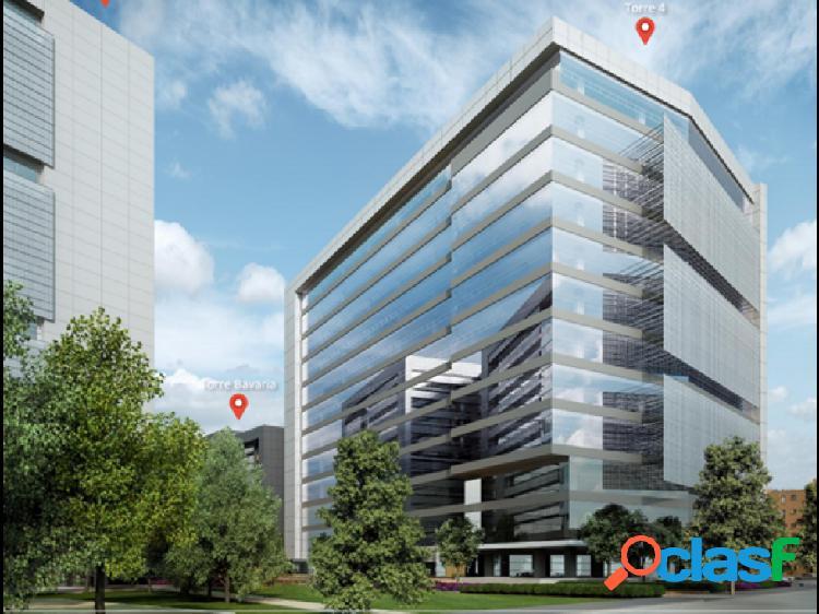 Oficina vta/arrdo calle 127 obra gris de 575 m2
