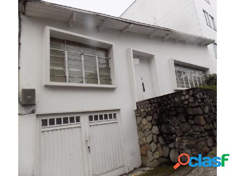 Venta Casa Lote Avenida Santander, Manizales