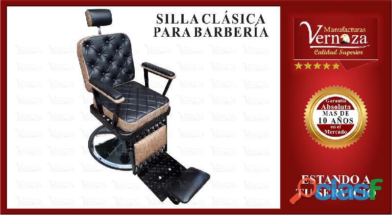 16 silla barberia con el mejor estilo del mercado.