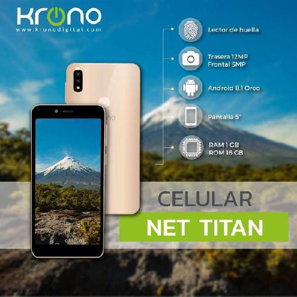 Celular krono net titan./ $ 270.000 unidad/ buenos precios