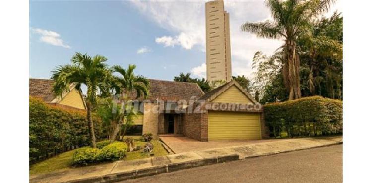 Casa en venta medellín poblado