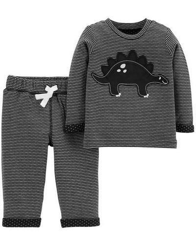 Conjunto pantalon camisa carters de niño, set de 2 piezas