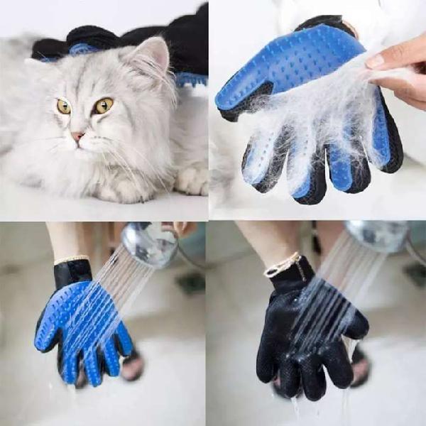 Guante cepillo para mascotas. producto nuevo.