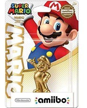 Mario gold amiibo super mario bros series