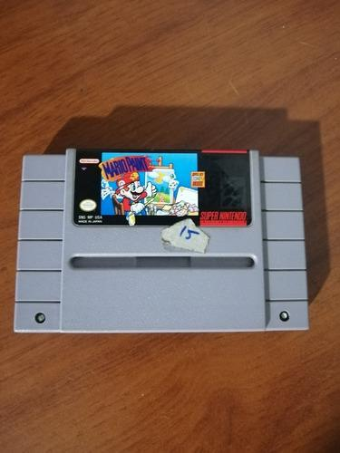 Mario paint snes supernintendo