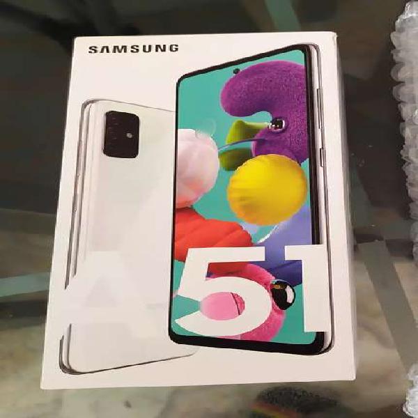Samsung a51 128gb nuevo para estrenar
