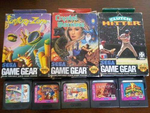 Video Juegos Sega Game Gear, Nes Gba, Snes Nintendo