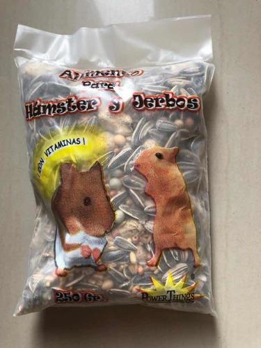 Alimento para hamster 250g
