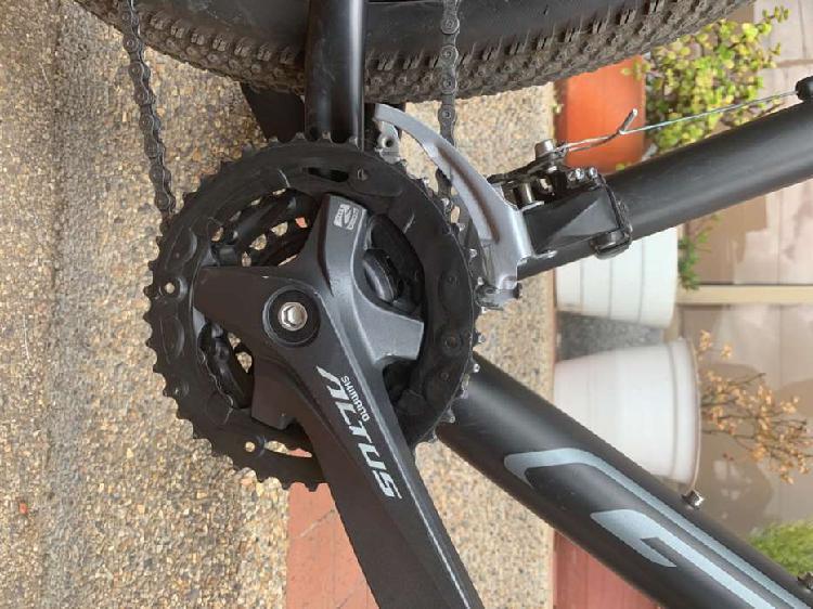 Bicicleta mtb gw hyena 27.5 como nueva