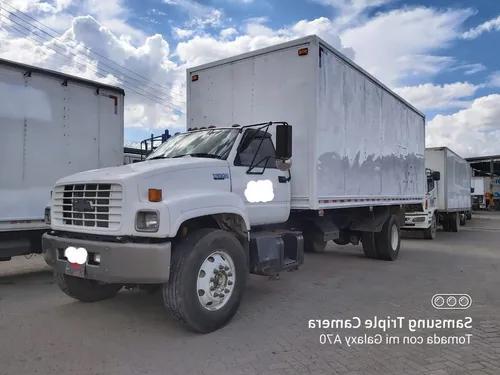 Camion Kodiak Sencillo 600 Furgon Estacas Económico Ganga