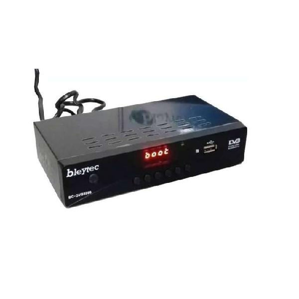 Decodificador antena tdt receptor tv digital