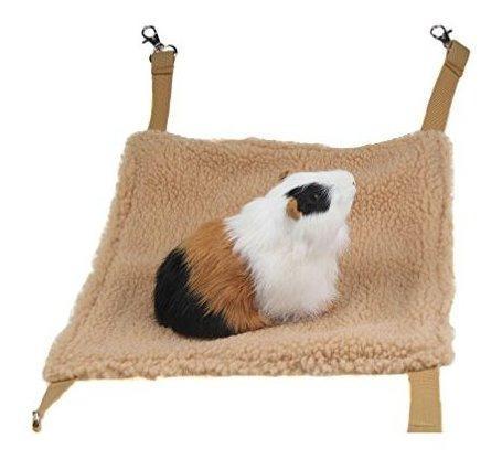 Emours small animal hammock hamster house cama colgante jaul