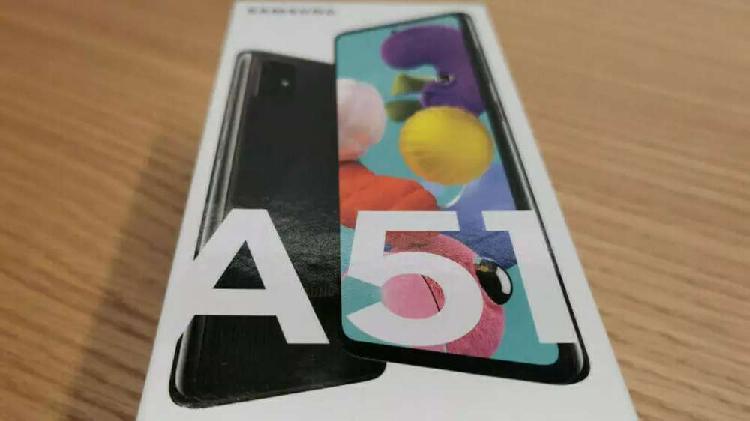 Samsung a51 128gb nuevo