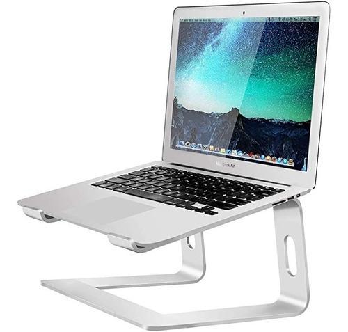 Soporte de aluminio para computadora portátil mac macbook