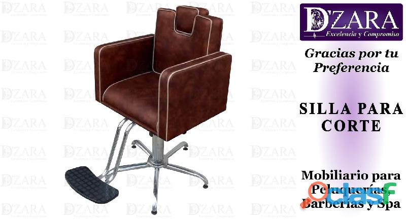 B1011 exclusiva silla de corte de cabello, d'zara