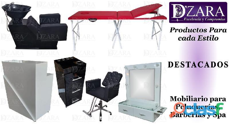 3.1 fabricamos muebles de peluquerias