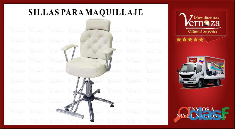 (18) silla de maquillaje siempre sonada hecha con calidad