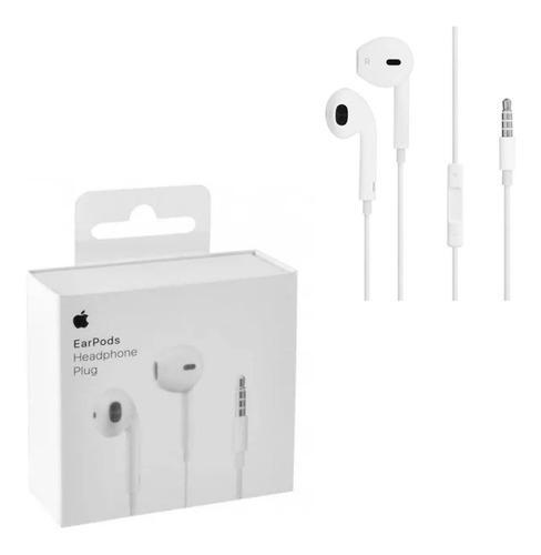 Audífonos apple earpods iphone 6 5 a1472 originales