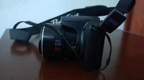 Camara canon powershot sx510 hs+cargador+memoria