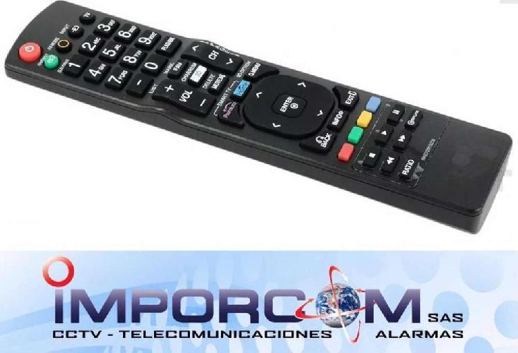 Control remoto sirve todos los televisor lg smart tv y otros