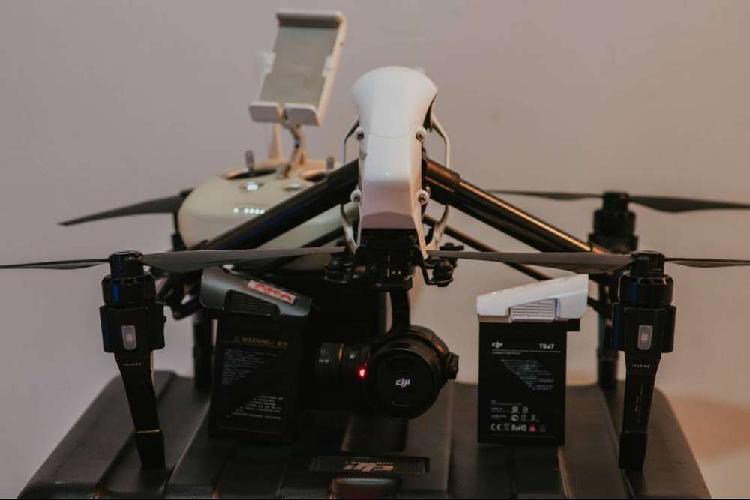 Drone dji inspire 1 pro x5
