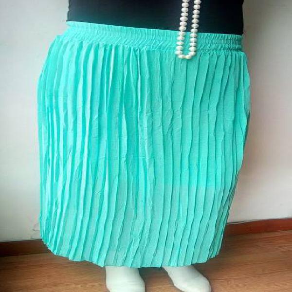 Falda larga cintura elástica nuevaoferta