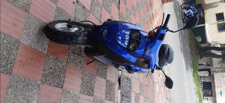 Moto top boy 100 auteco