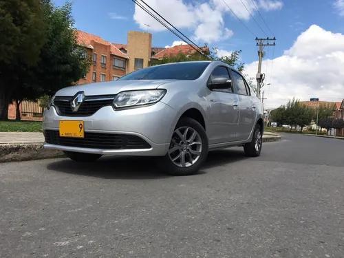 Renault logan 2017 motor 1.6 gris estrella 4 puertas.
