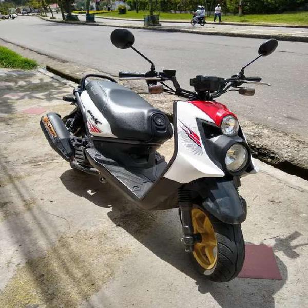 Yamaha bws 125, papeles 2021