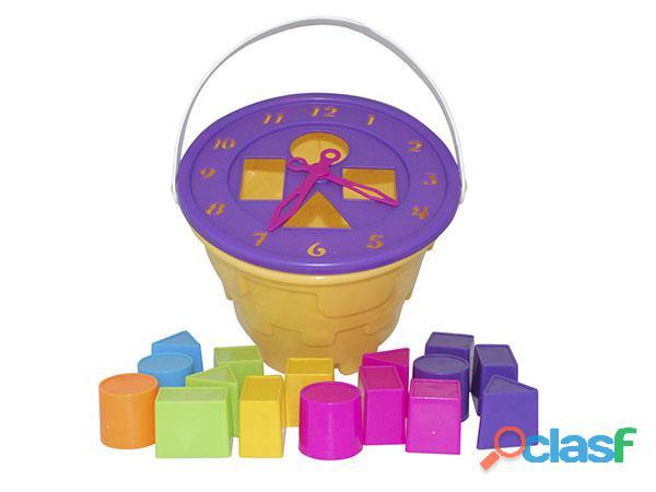 Didacticos juguetes plasticos fabric