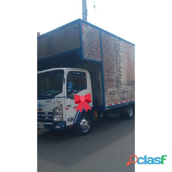 Mudanzas moving trans de colombia