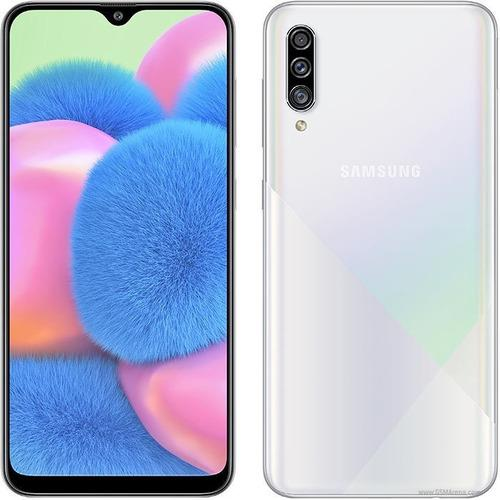 Samsung galaxy a30s 128gb triple cam 25/8/5mpx ram4gb huella