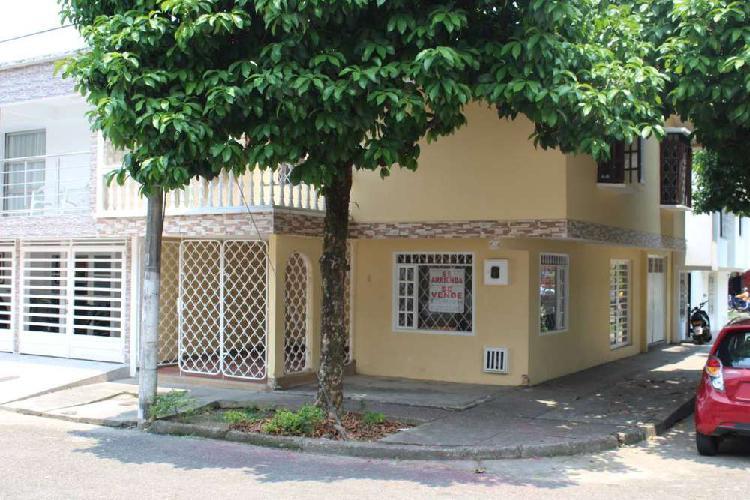Casa sector residencial muy fresca